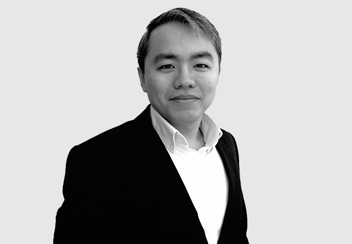 A headshot image of Eu Jin Teh