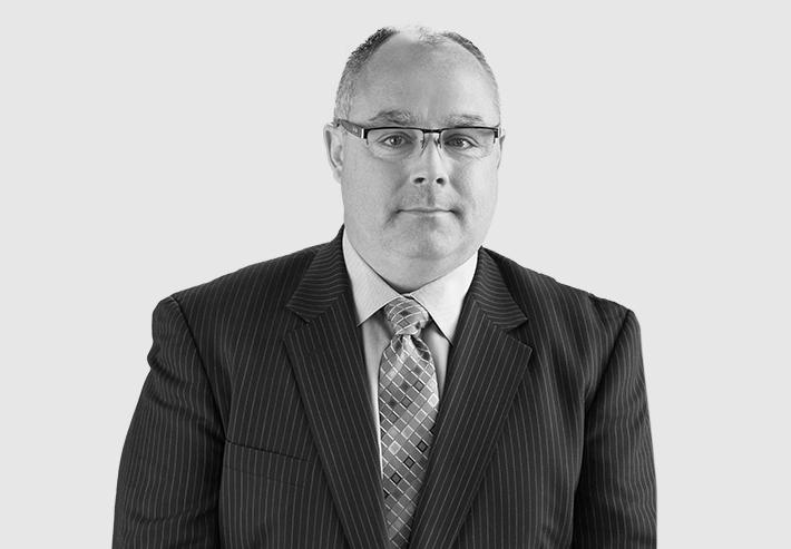 A headshot image of Steven M. Bova