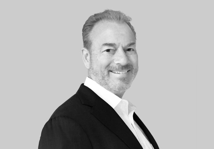 A headshot image of Charles Levergood